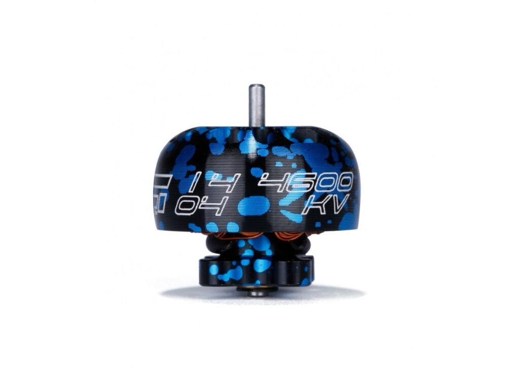 XING X 1404 4600KV Toothpick Ultralight Build (unibell)