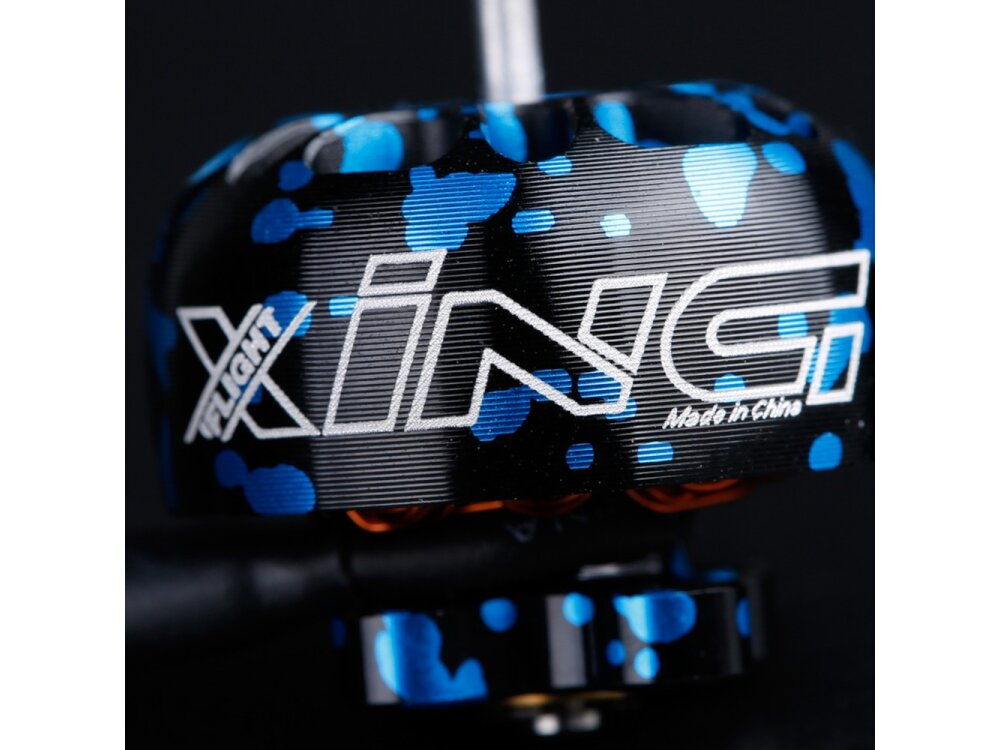 XING X 1404 3800KV Toothpick Ultralight Build (unibell)