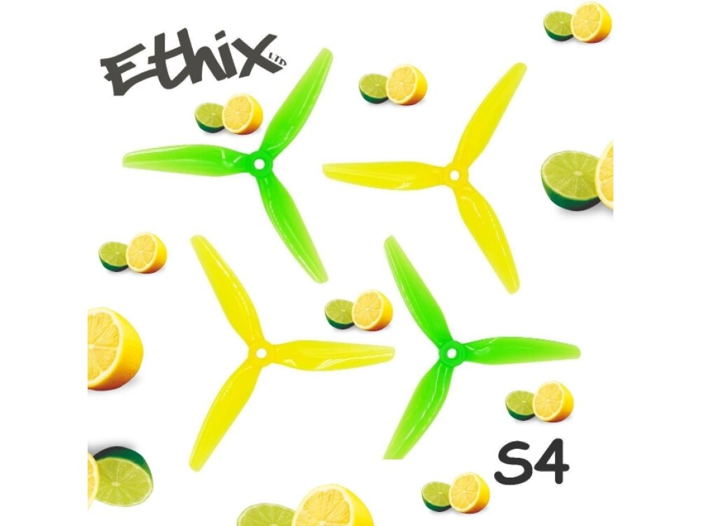 Ethix S4 Lemon Lime (2CW+2CCW)