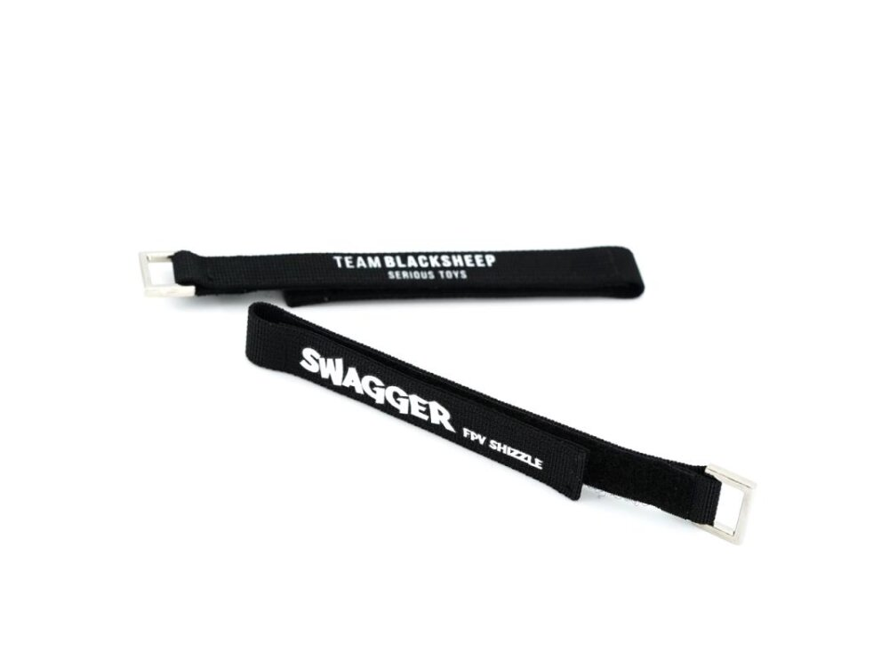 """Swagger Straps Slim """"Unbreakable"""" - 260mm 2pcs"""