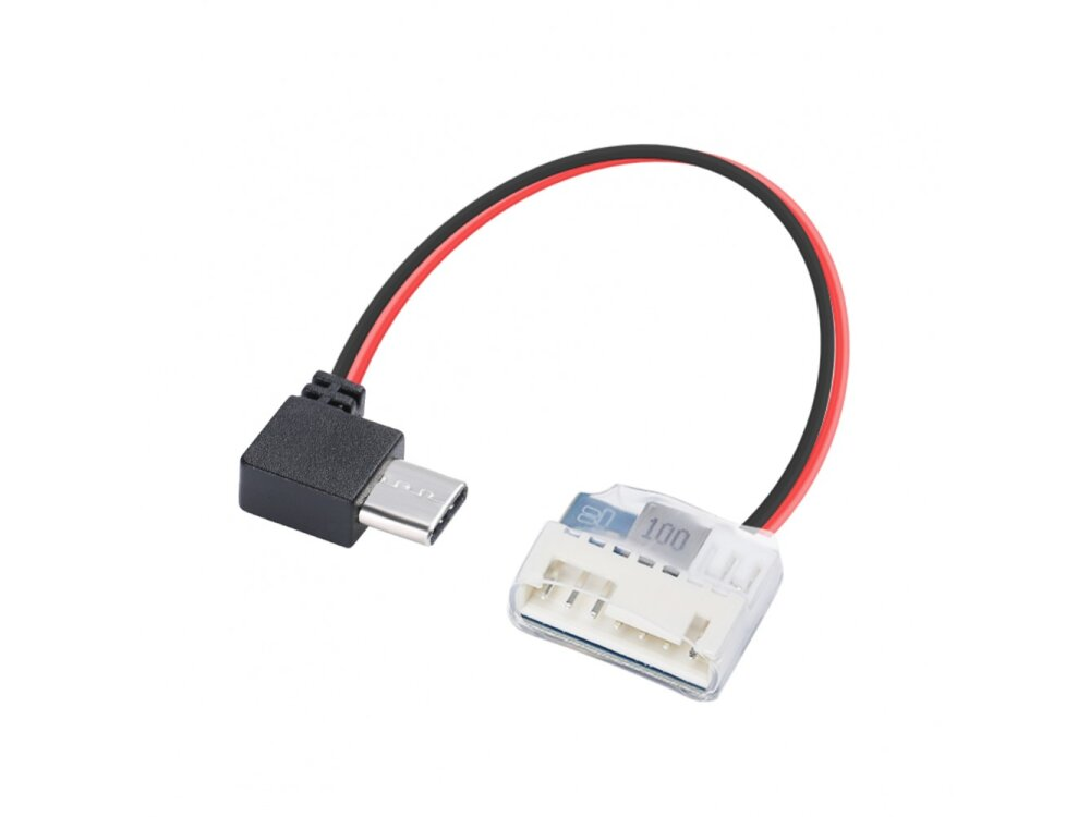 Type C to 5V Balance Plug Power Cable for GoPro Hero 6/7/8/9