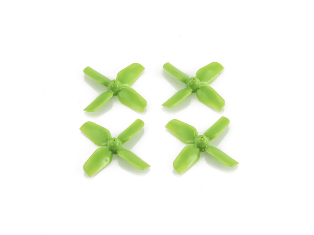 HQ Micro Whoop Prop 1.2X1.3X4 (31MM) 1MM Shaft (2CW+2CCW)