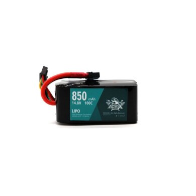 Acehe Ace-X 850mah 14.8v 100c 4s1p Lipo Battery Pack with XT30 Plug